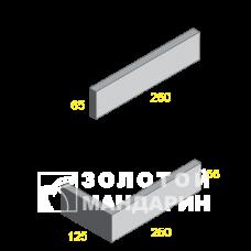 Облицовочный камень Рейнбоу (угловой элемент). Золотой Мандарин