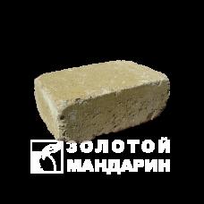 Тротуарная плитка Кирпич Большой Антик (240х160). Золотой Мандарин