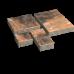 Тротуарная плитка Пассион. Золотой Мандарин