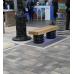 Тротуарная плитка Паттерн. Золотой Мандарин