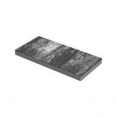 Тротуарная плитка Плита (900х450). Золотой Мандарин