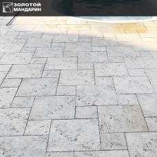Тротуарная плитка Плита Фаво h20. Золотой Мандарин