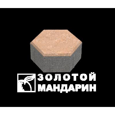 Тротуарная плитка Сота. Золотой Мандарин