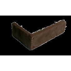 Облицовочный камень Клинкер (угловой элемент). Золотой Мандарин